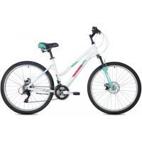 Велосипед FOXX BIANKA D, 15'' алюм, белый(2021)