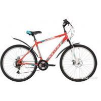 Велосипед FOXX ATLANTIC, D 22'' алюм, оранжевый(2021)