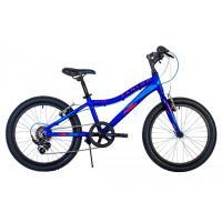 Велосипед HARTMAN Fantom V-br, 11 6ск, алюм, ультрамарин/лазурн/розов(2021)