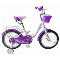18 Вел-д Tech Team Firebird бело-фиолетовый (сталь)