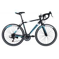 Велосипед TRINX TEMPO 1.0 700C*50см. black gray blue.