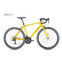 Велосипед TRINX TEMPO 1.0 700C*50см. orange black wite