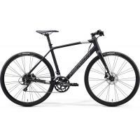 Велосипед Merida Speeder 200 52cm SМ '21 MattBlack/DarkSilver