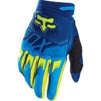 Мотоперчатки Fox Dirtpaw Race Glove Blue/Yellow (GSB) S