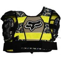 Защита груди детская (FOX) короткая с локтями ((XS) Камуфляж)