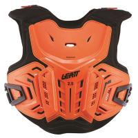 Защита панцирь подростковый Leatt Chest Protector 2.5 Junior Orang/Black L/XL (147-159)