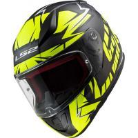 Шлем (интеграл) FF353 RAPID CROMO matt black HI-VIS yellow L