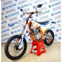 Мотоцикл Avantis Enduro 250 ARS21/18 (ZS172 FMM, возд.охл.) белый