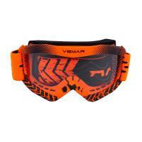 Очки кроссовые Regulmoto VM-1018A детские Оранжевый