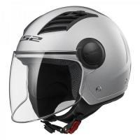 Шлем (открытый) OF562 AIRFLOW AIRFLOW SILVER LONG L