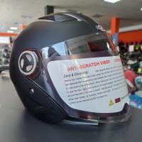 Шлем (открытый) HIZER 226 (M)  matte-black