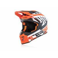 Шлем (Кросс) Acerbis Profile 4 Orange/white XL