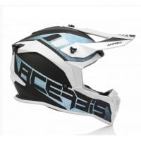Шлем (Кросс) Acerbis Linear White/light BL . M