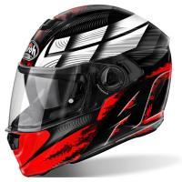 Шлем (интеграл) Airoh Storm Starter Red Gloss ( XL )