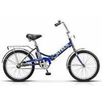 Велосипед Stels Pilot-310 13 артZ010 черн/синий