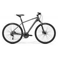 Велосипед Merida Crossway 300 55cmL '20 MattDarkGrey/Black (700C)