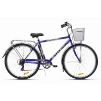 Велосипед Stels Navigator-350 Gent 20 арт.Z010 синий