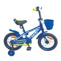 Велосипед BIBITU TURBO, голубой