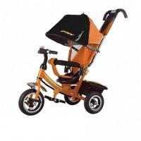 Велосипед 3-х кол JW7ОB оранжевый, надув. шины