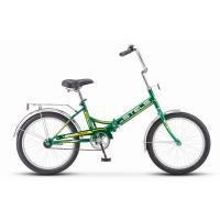 Велосипед Stels Pilot-410 13,5 арт.Z011 зеленый/желтый