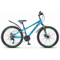 Велосипед Stels Navigator-400 MD 12'' синий арт.V010