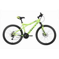 Велосипед Stark Slash 26.1 D зеленый/серый/черный 16'' (2021)