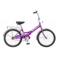 Велосипед Stels Pilot-310 13 артZ011 фиолетовый