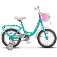 Велосипед STELS Flyte Lady 9,5 бирюзовый арт.Z011