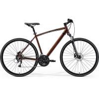 Велосипед Merida Crossway 40 48cm SM '21 Bronze/BrownBlack