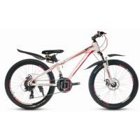 Велосипед KMS Lite MD270 белый/синий