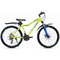 Велосипед KMS Lite MD930 16.5'' желтый/синий