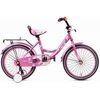 Велосипед PULSE 1803-3 розовый