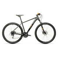 Велосипед CUBE AIM RACE 27,5 darkgrey'n'orange 16'' 21'