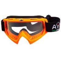 Очки кроссовые AIM 634-400 Orange