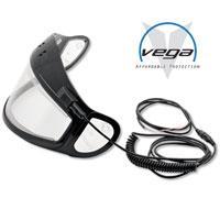 Стекло зимнее для шлема VEGA MACH-2.0 JR ALTURA SUMMIT двойное с подогревом