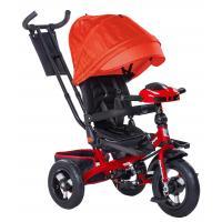 Велосипед 3-х кол BA IC5099, поворотный, фара, красный
