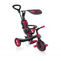 Велосипед GLOBBER TRIKE EXPLORER (4 IN 1) Красный 632-102
