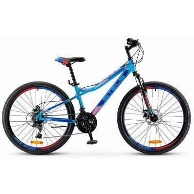 Велосипед Stels Navigator-510 MD 16 синий/красный V010