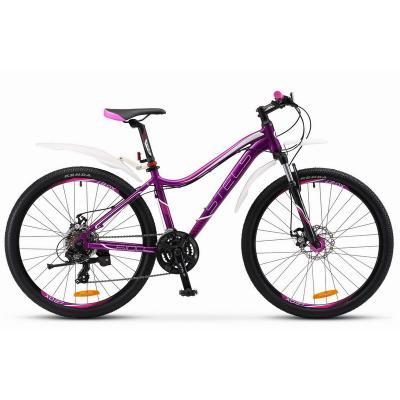 Велосипед Stels Miss-6100 MD 15 темно-фиолетовый арт V030