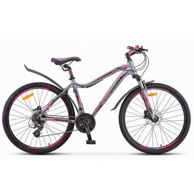 Велосипед Stels Miss-6100 D 17 серый арт.V010