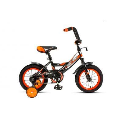 14 Вел-д SPORT-14-6 черно-оранжевый