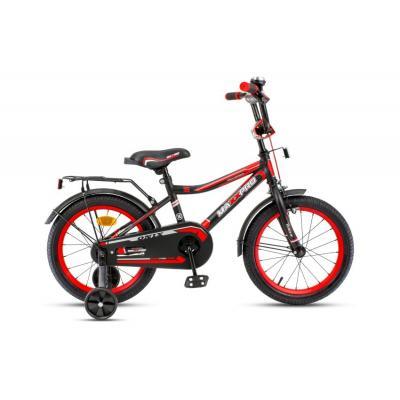 Велосипед MaxxPro ONIX-М14-1 черно-красный