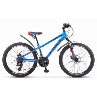 Велосипед Stels Navigator-400 MD 12'' синий/красный арт.F010